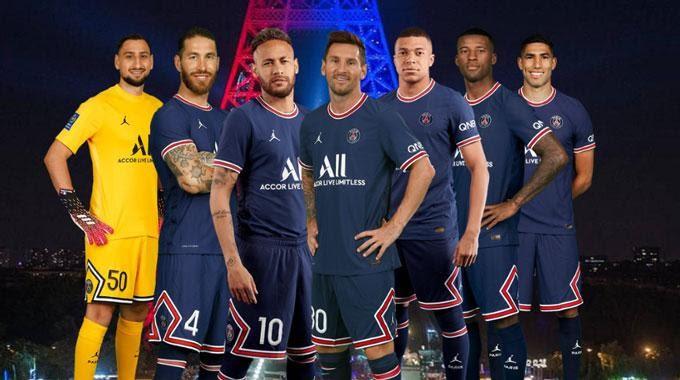 Đội hình PSG hùng mạnh và luật công bằng tài chính của UEFA