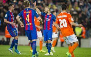 Chất nghệ sĩ trong các cầu thủ nhỏ con tại La Liga