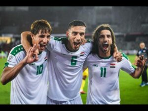 Vòng loại World Cup Châu Á Đại chiến Iraq vs Iran