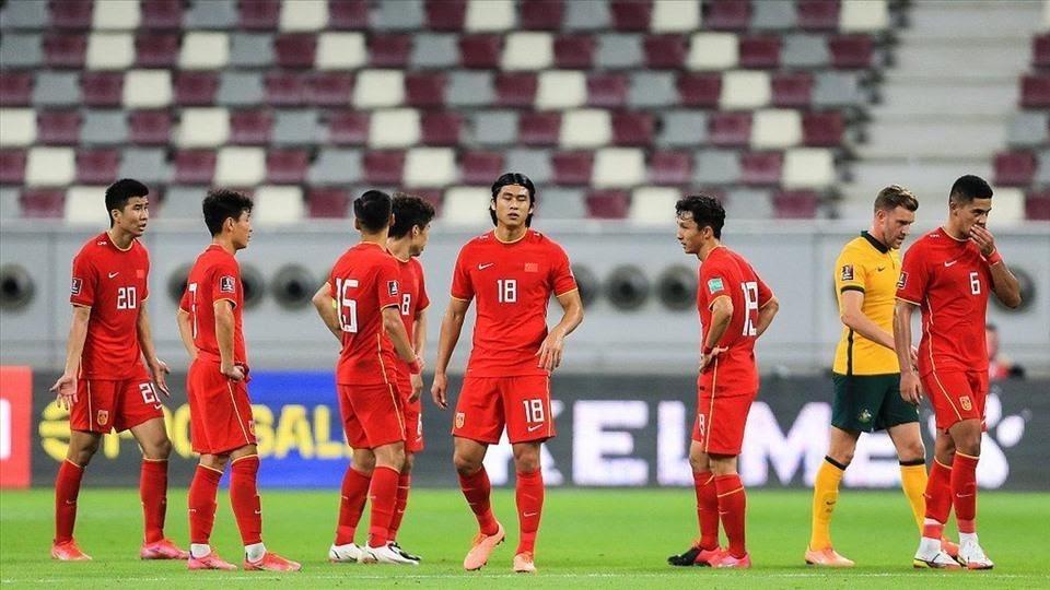 ĐT Trung Quốc mạnh yếu thế nào trước trận gặp ĐT Việt Nam